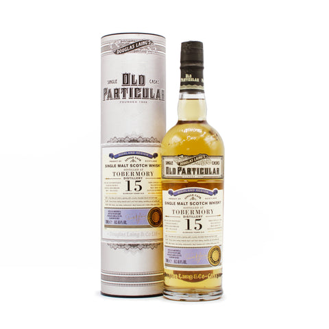 Tobermory 15 years old Old Particular