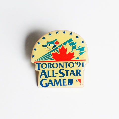 '91 All-Star Game Pin