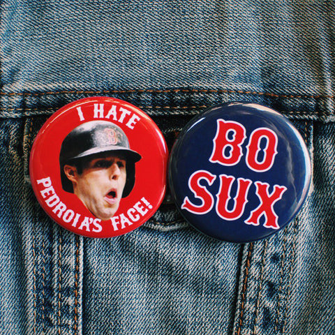 Bo Sux Buttons