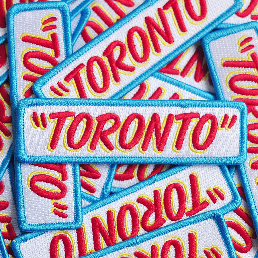 "Ed's ""Toronto"" Patch"