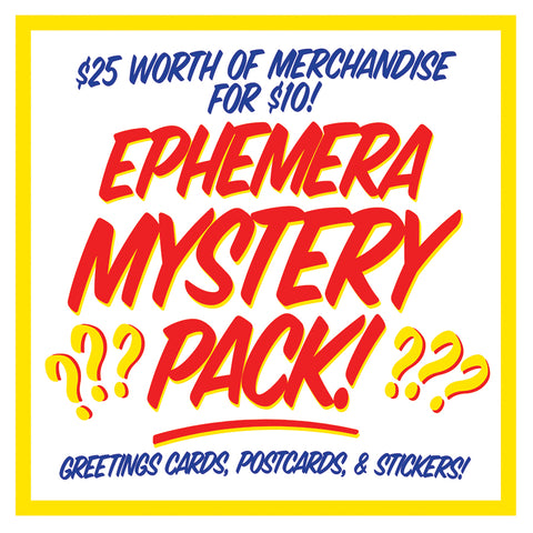 Ephemera Mystery Pack