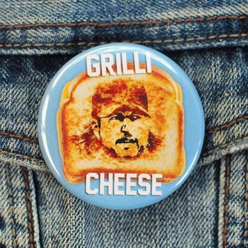 Grilli Cheese Button