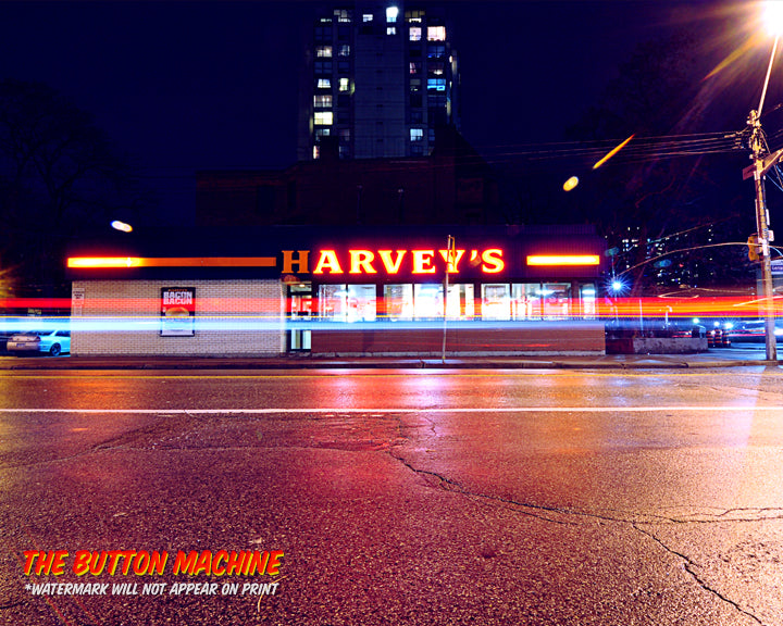 Hooker Harveys Photo Print