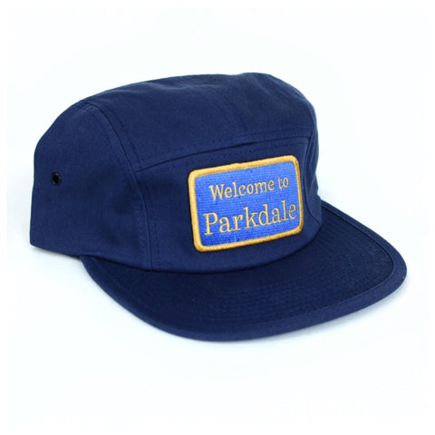 Welcome To Parkdale 5-Panel Hat