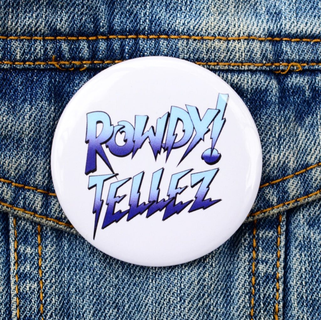 Rowdy Tellez Button