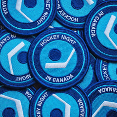 Hockey Night In Canada Patches