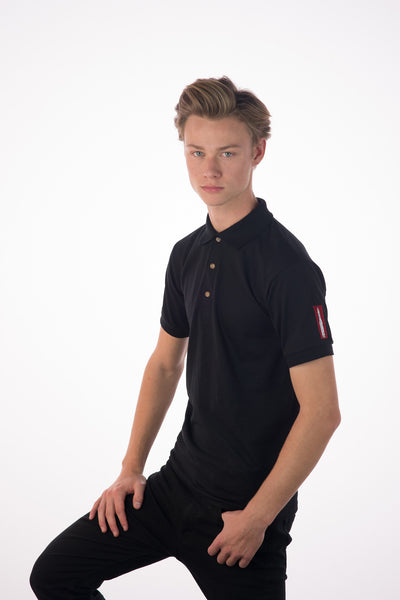 Gauge Polo (Black)