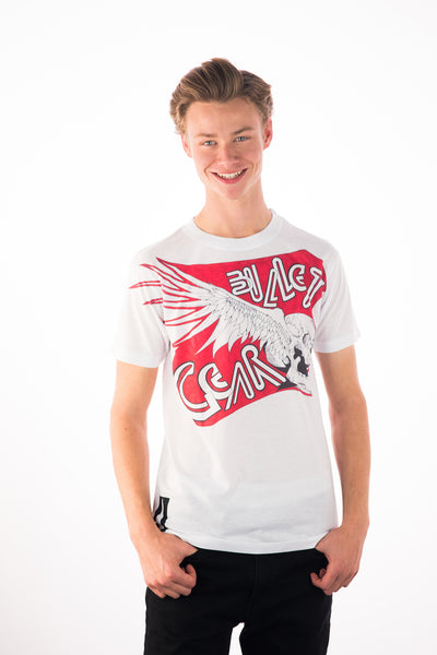 Winged Avenger (White)