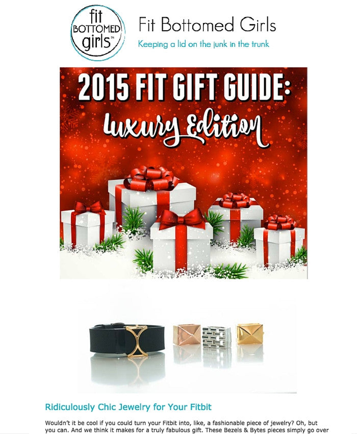 Fit Bottom Girls: Luxury Gifts, Fitness Trackers