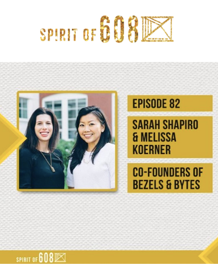 Spirit of 608 Interview with Sarah & Melissa