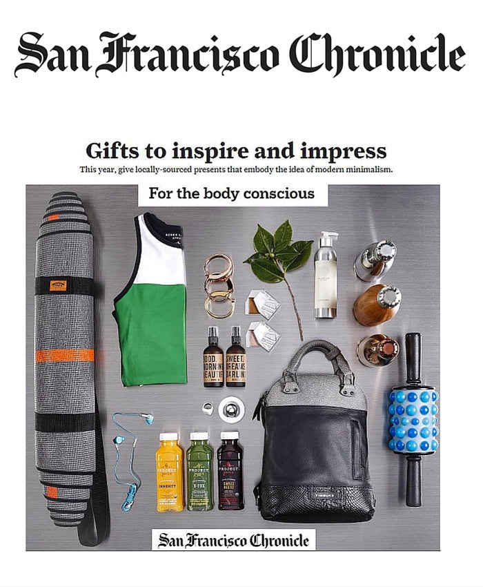San Francisco Chronicle - 2015 Holiday Style Gift Guide