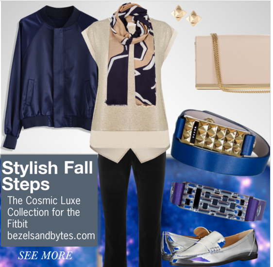 Ready, Steady, Go...Stylish Fall Steps!