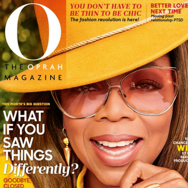 Thank you, Oprah Magazine!
