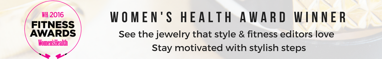 womens health fitbit jewelry