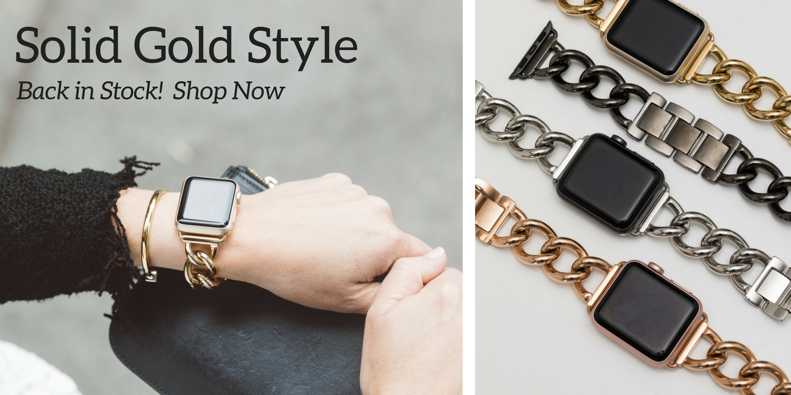 high quality stylish apple watch bands
