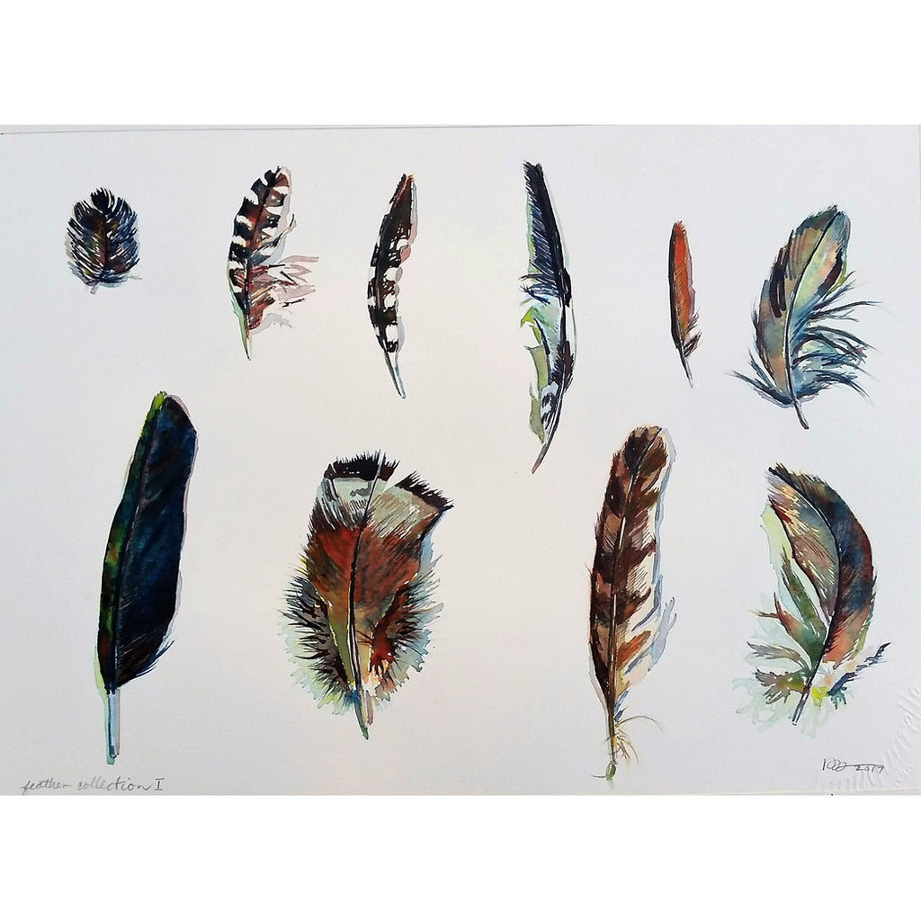 """Feather Collection"""