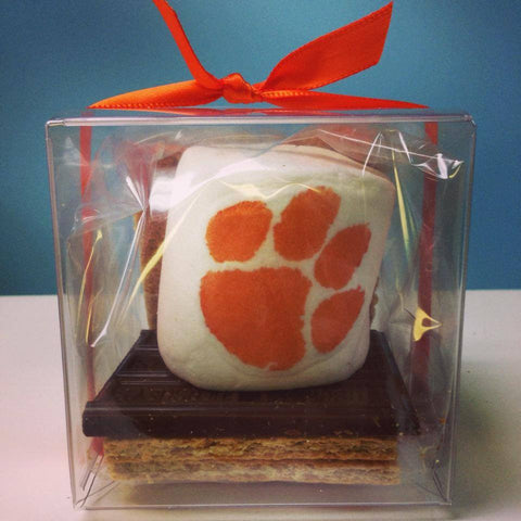 College University Personalized S'mores Favors