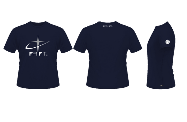 FAFT. Faithlife. DRI-FIT-T / NAVY-MENS