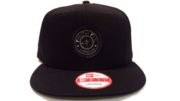 The Movement. Faith Fit. Cap/ Snapback. Black