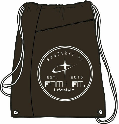 The Property. Faith Fit. / Cinch Pack-Black