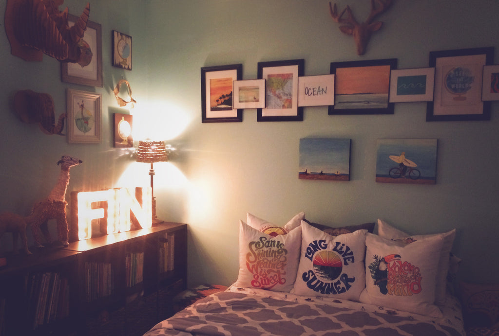 Fin's room