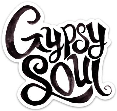 Gypsy Soul - Sticker