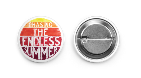 Endless Summer - Button
