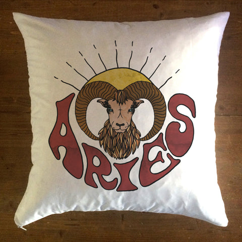 Aries - pillow cover