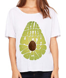 Life Is Better With Avocados - women's