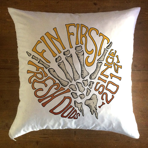 Bone Shaka Laka - pillow cover