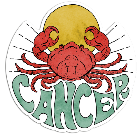 Cancer - Sticker