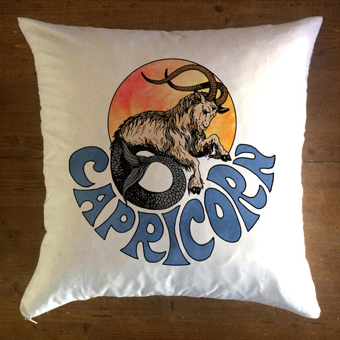 Capricorn - pillow cover