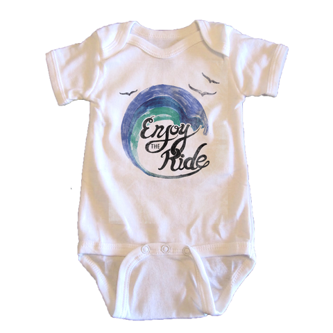 Enjoy the Ride - onesie