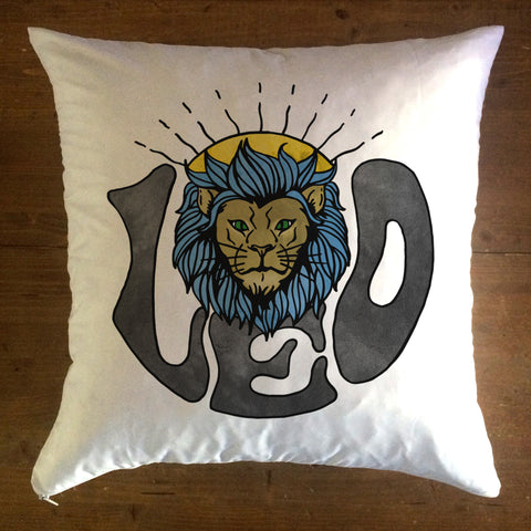 Leo - pillow cover