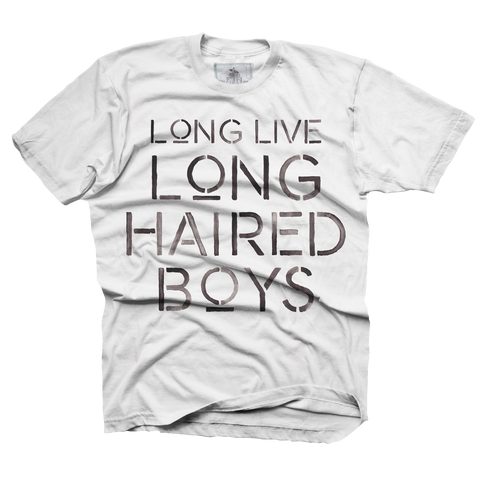 Long Live Long Haired Boys - toddler