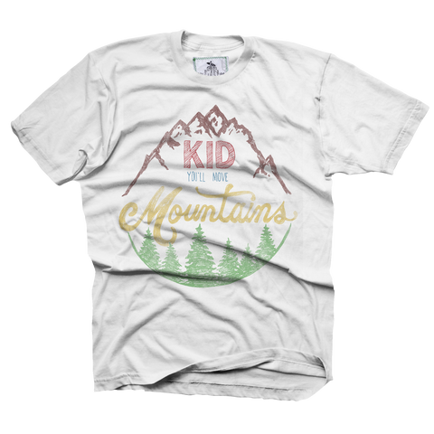 Kid You'll Move Mountains - toddler