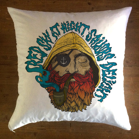 Old Salty - pillow cover