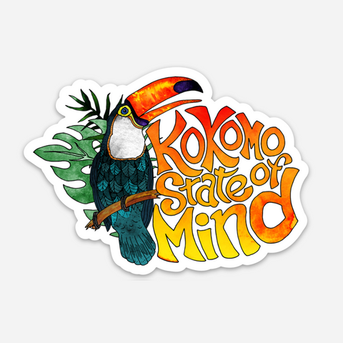 Kokomo - Sticker