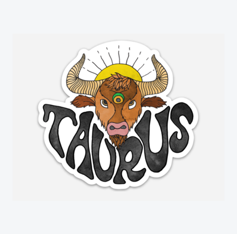 Taurus - Sticker