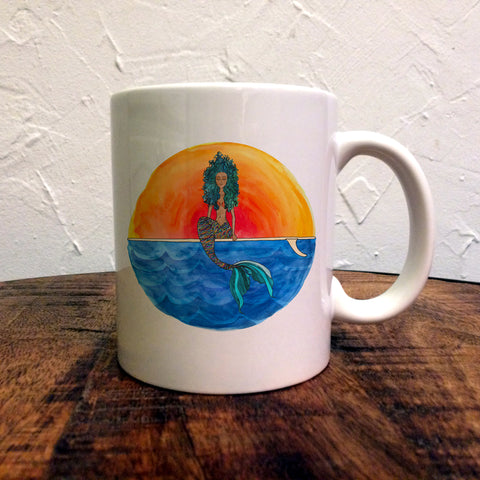 Sol Watercolor - Mug