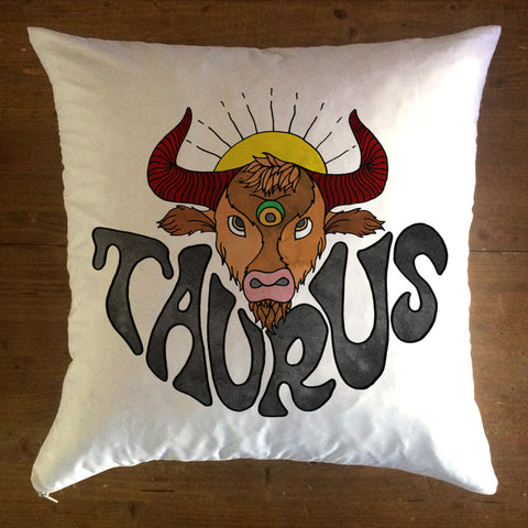Taurus  - pillow cover