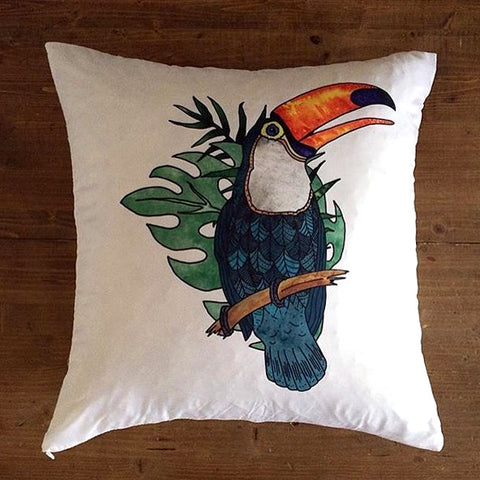 Tupi - pillow cover