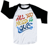 All You Need Is Love - toddler
