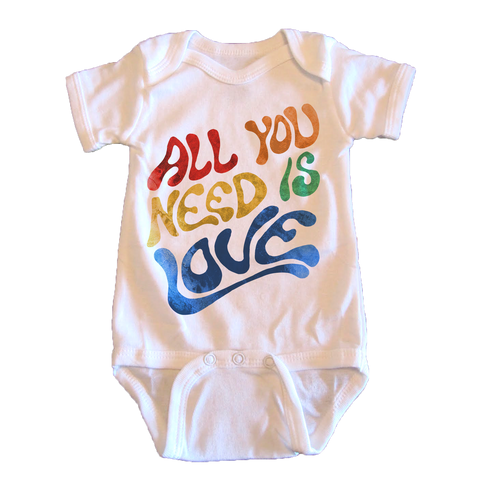 All You Need Is Love - onesie