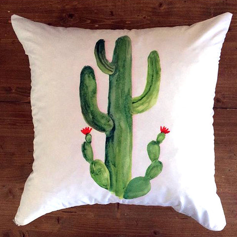 Cactus - pillow cover