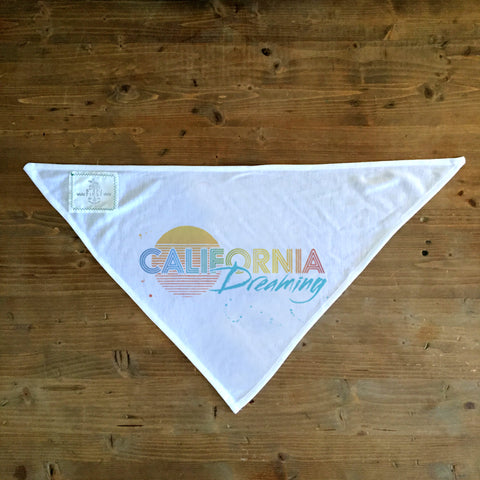 California Dreaming - Dog Bandana