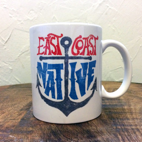 East Coast Native - Mug