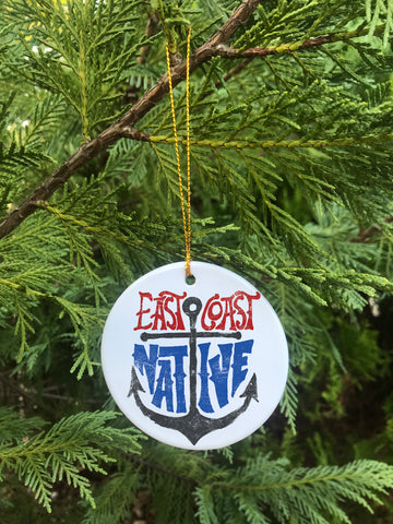 East Coast Native - Ornament