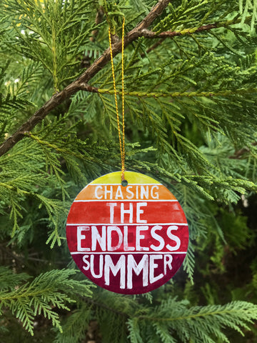 Endless Summer - Ornament