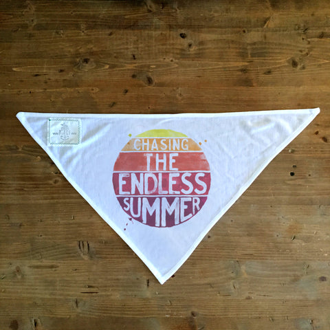 Endless Summer - Dog Bandana